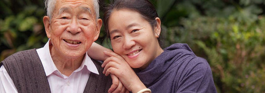 Caring for an Older Adult with Dementia